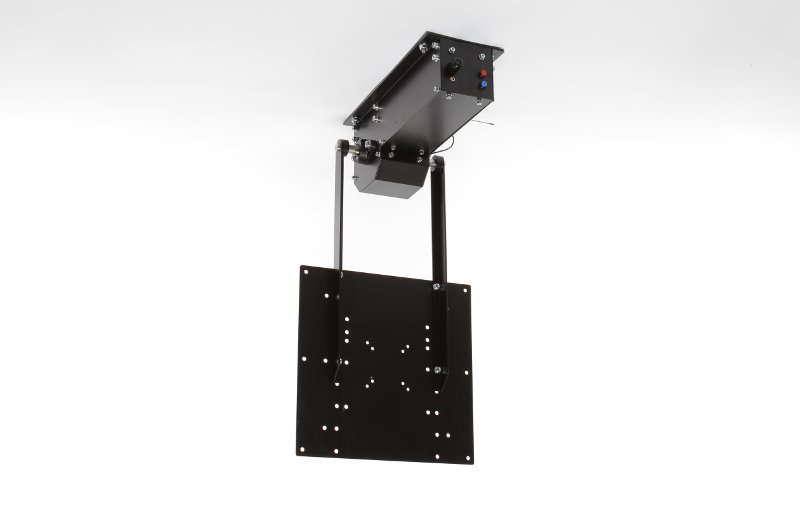 Bildschirmhalter pushTL mit optionaler Komfortsteuerung